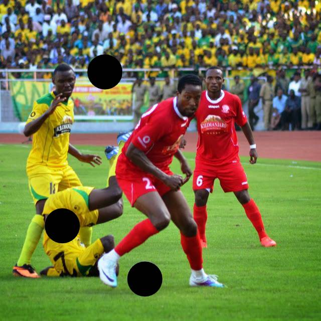 Simba and Yanga are Tanzania two biggest football clubs and traditional rivals.