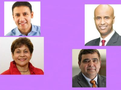East African-Canadians who won in the 2015 Canadian Federal election