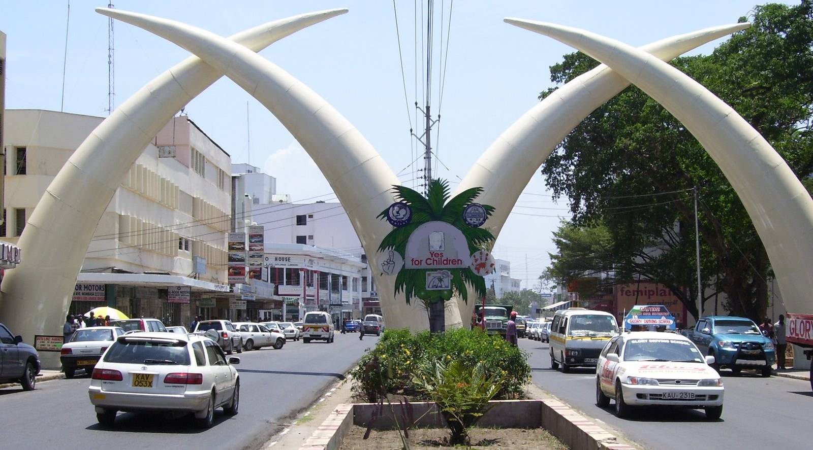 The Tusks