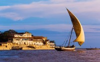 The archipelago of Zanzibar, 25-miles off the east coast of Africa is renowned holidaymaker destination for its pristine blue waters, sandy beaches and bazaars.