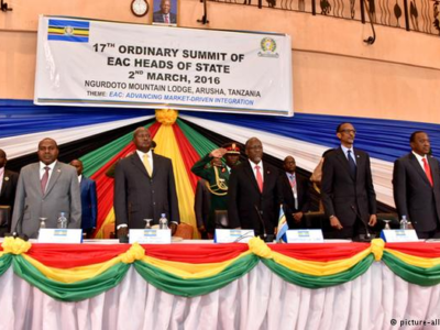 Welcome to the EAC Family, South Sudan