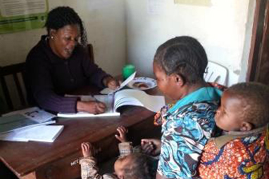 World Health Day: Registering a child one birth certificate at the time