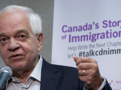 Immigration a solution in Canada's aging demographic trend